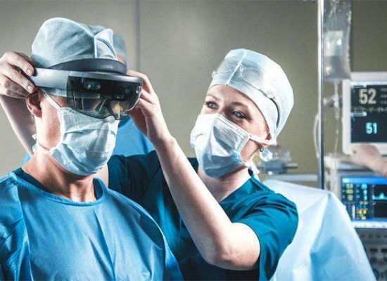 VR+医疗保健