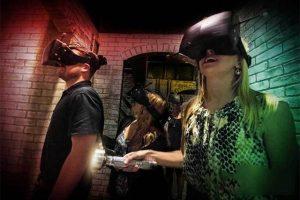 VR+旅游:VR鬼屋