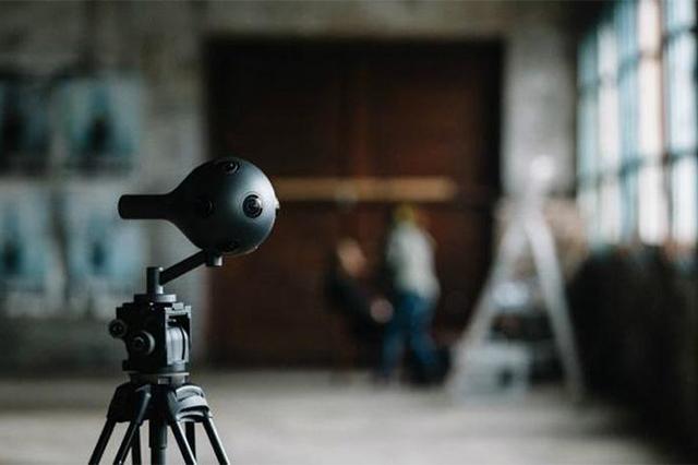 VR全景拍摄技术