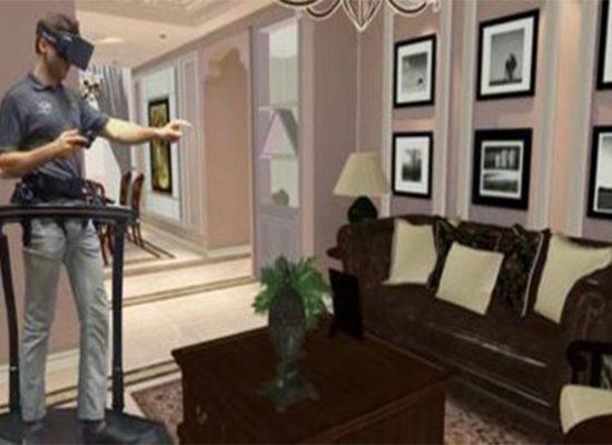 VR全景装修,提前体验新家