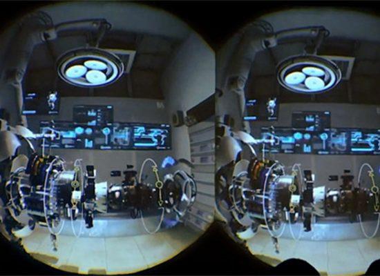 VR全景视频原理