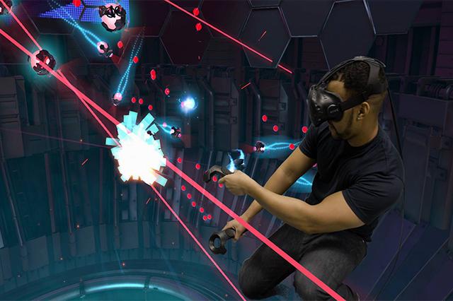 VR技术改变生活