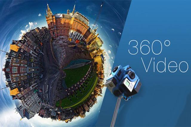 VR全景视频