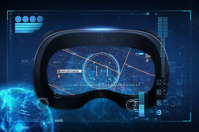 VR常见的产品形态