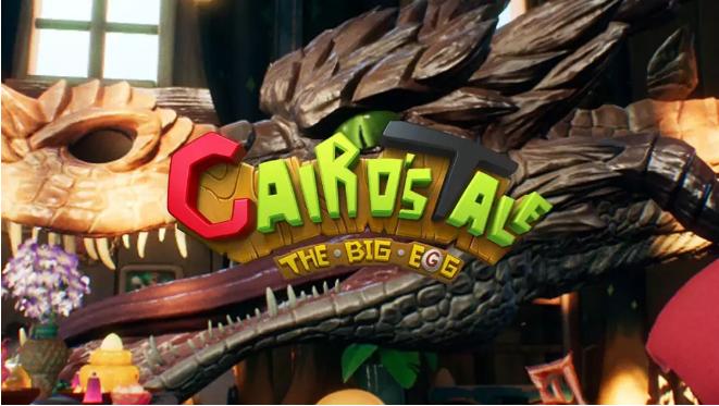 《卡罗大冒险:巨蛋》VR动画