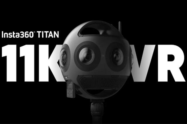 11K VR titan