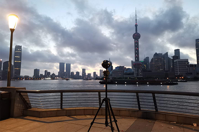 上海外滩VR航拍花絮