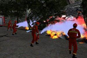 VR消防演练