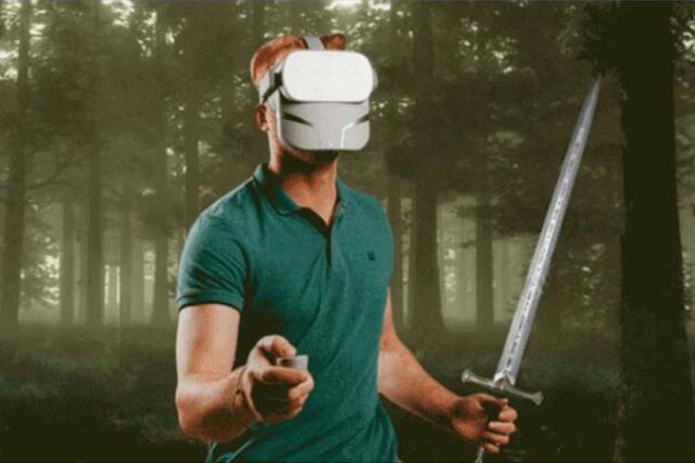 可以体验味觉的VR虚拟现实设备已发布