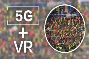 5G+VR直播的市场前景如何