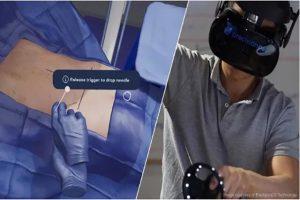 VR医疗培训