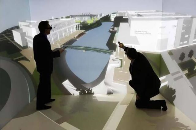 BIM+VR技术如何运用在建筑行业中?