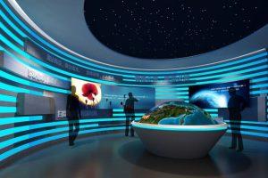 VR虚拟展厅应用优势
