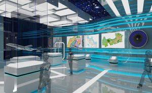 VR虚拟展厅