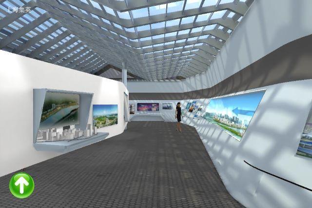 虚拟展厅线上展示