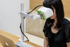 用VR进行疾病检查