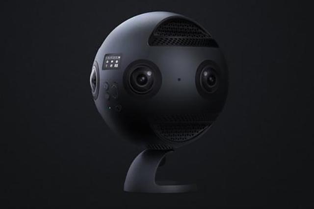 VR视频拍摄制作及拼接方法