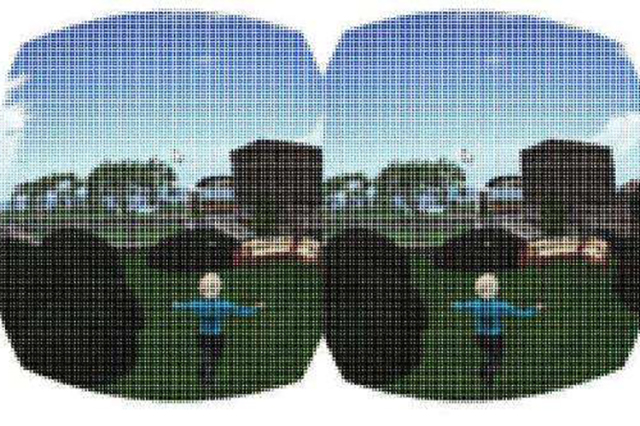 VR 视频终端渲染显示