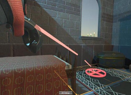 使用Unity3D进行HTC Vive VR游戏开发