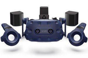 VR硬件设备:HTC Vive