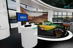 科技展厅 VR虚拟漫游